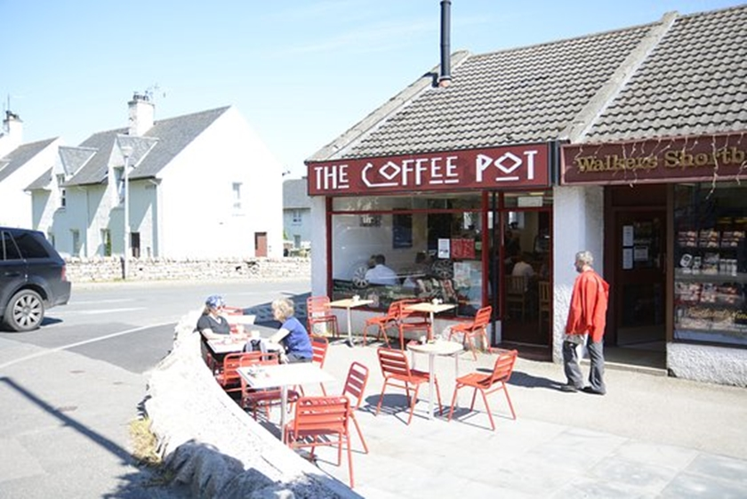 The Coffee Pot, Aviemore
