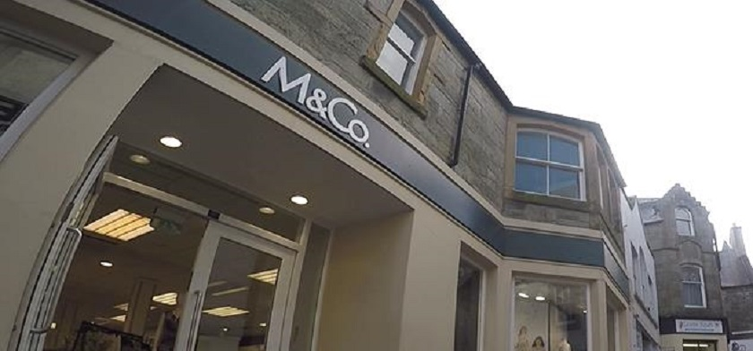 Picture of M&Co, Lerwick