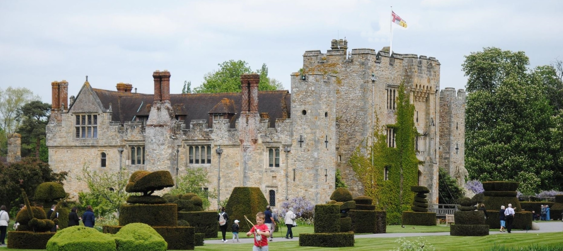 Picture of Hever Castle - Euan's Guide Banner
