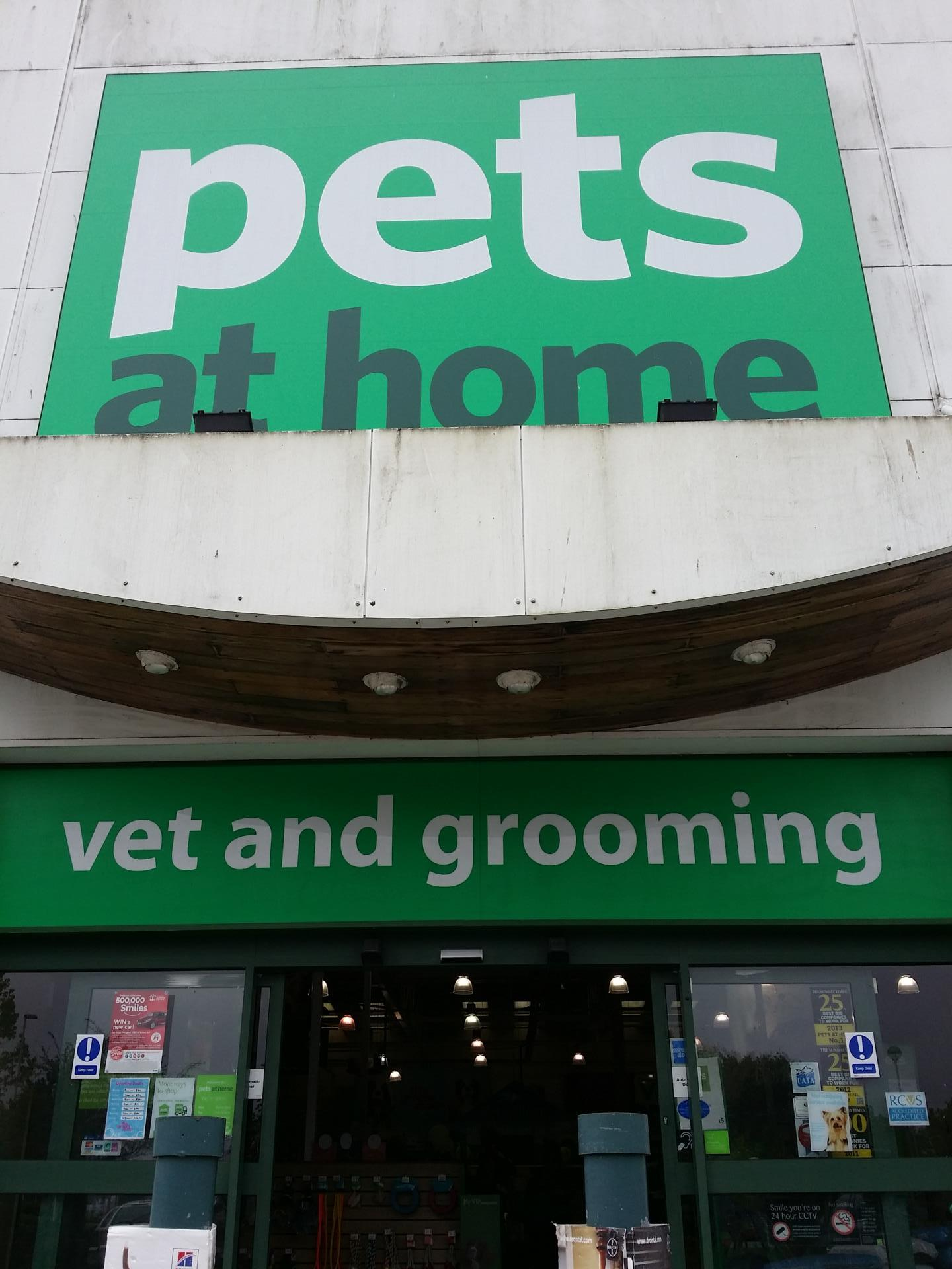 Pets at Home, Poole - Disabled Access Retail - Euan's Guide