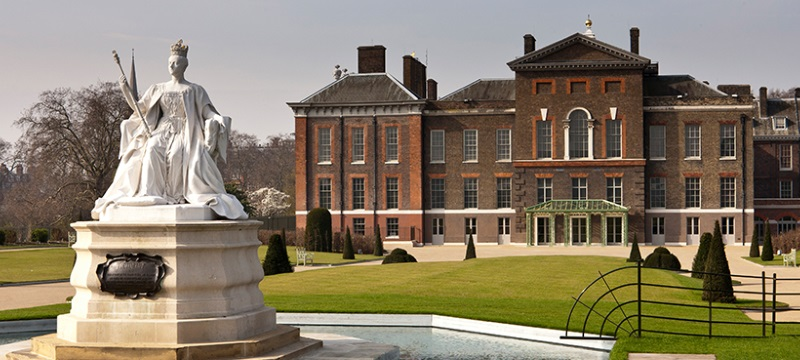 Picture of Kensington Palace - Outside the palace