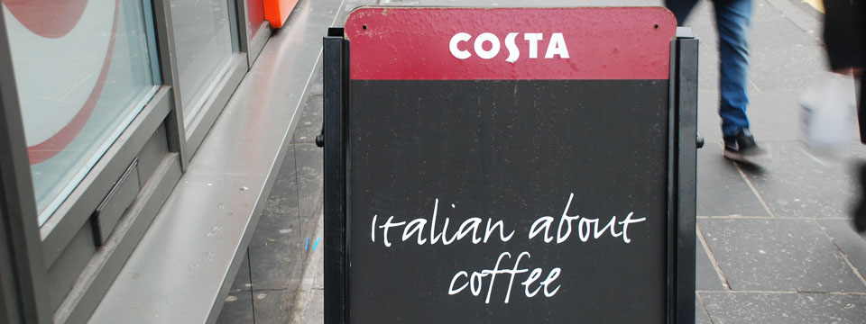 Picture of Costa Coffee - Euan's Guide Banner Photo