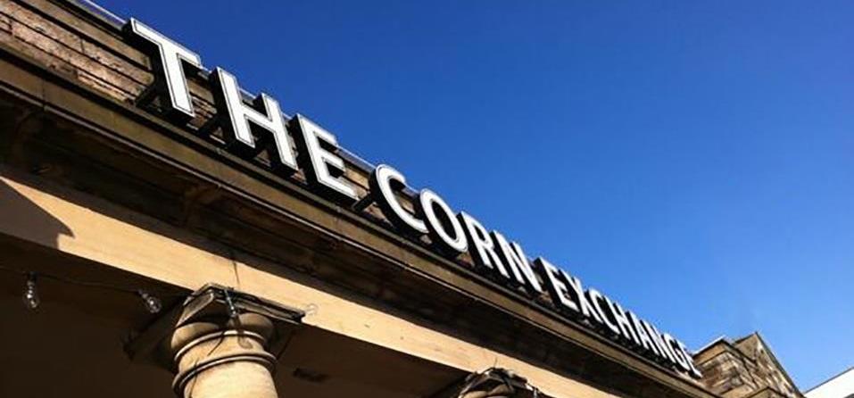 dinburgh Corn Exchange - Banner Photo