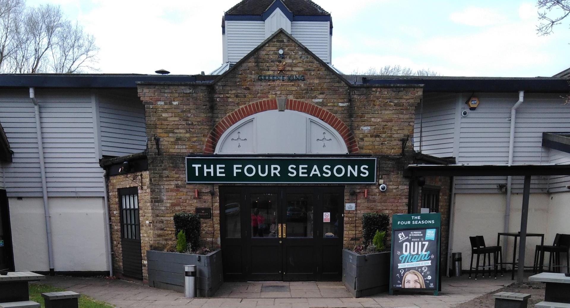 Four Seasons, Basildon