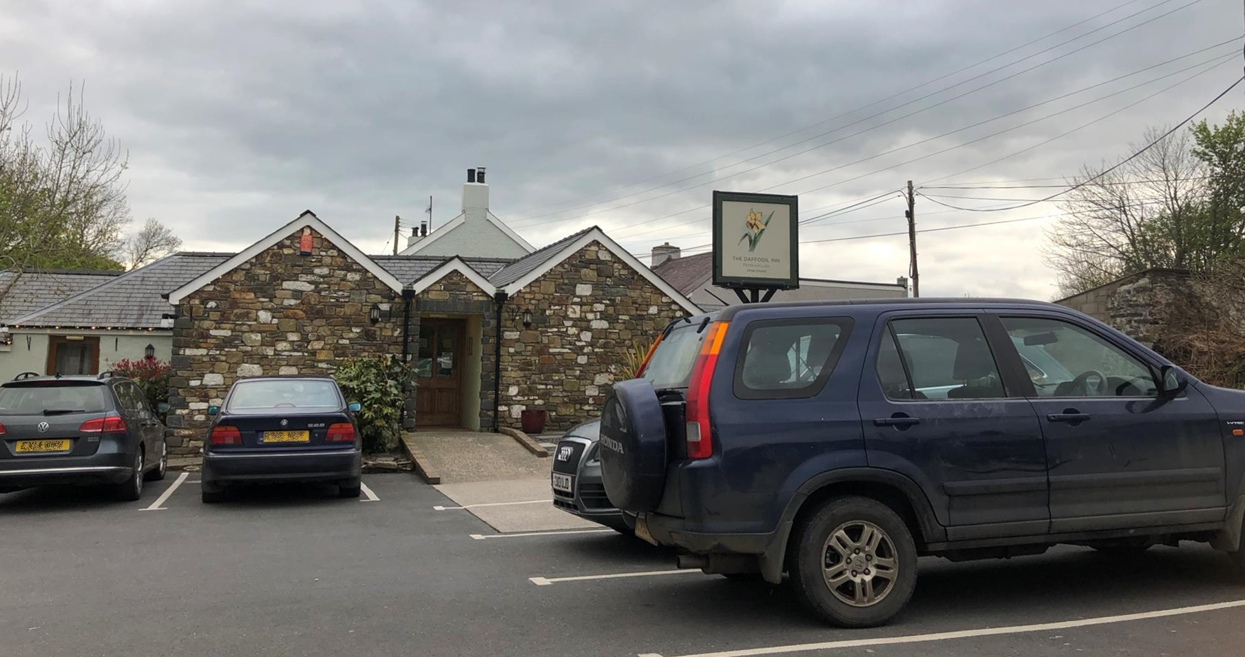 The Daffodil Inn, Llandysul
