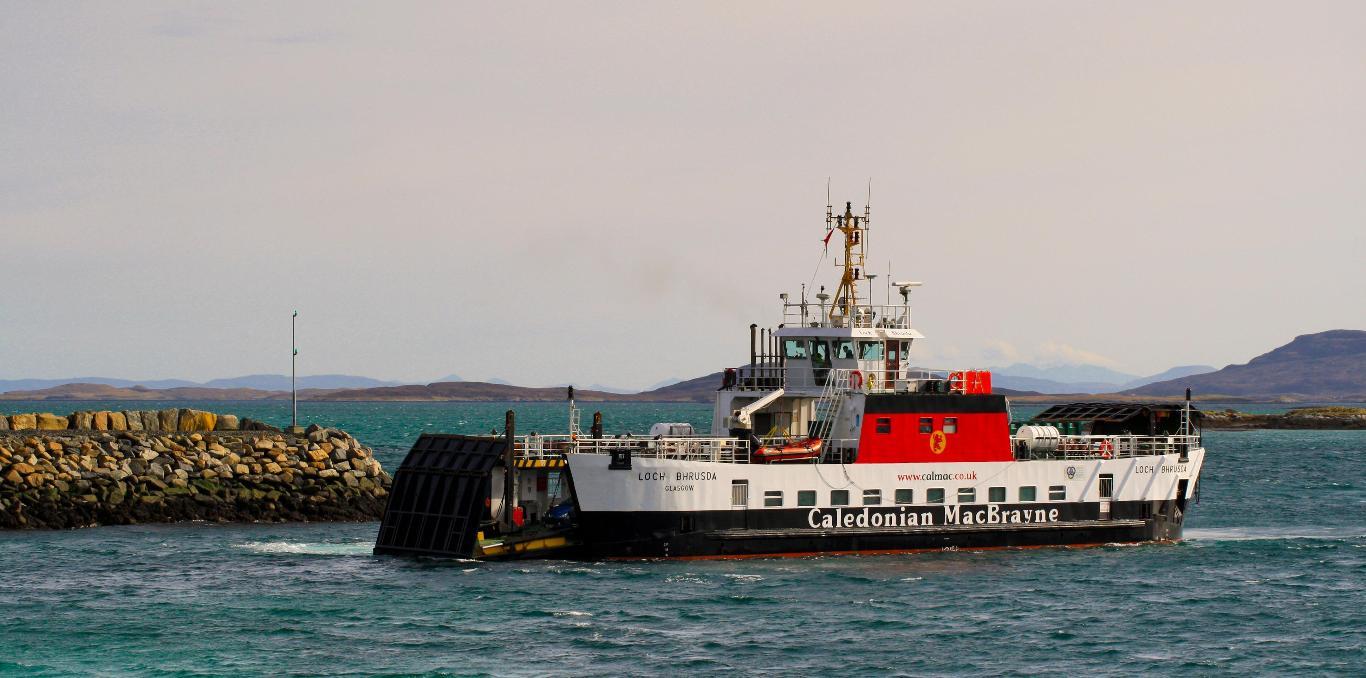 Picture of MV Loch Bhrusda, Baile Mòr