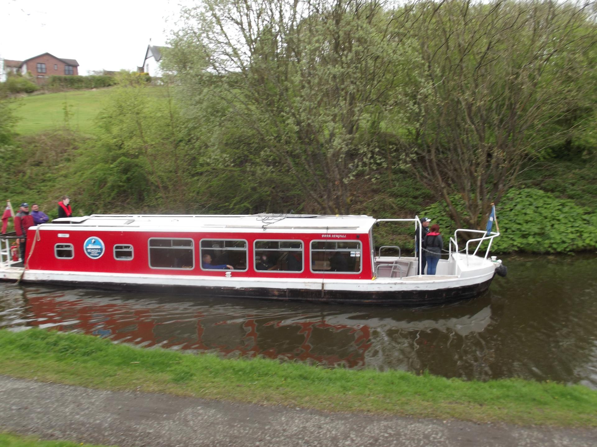 Picture of Seagull Trust Cruises Limited, Falkirk