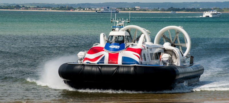 Picture of Hovertravel, Ryde