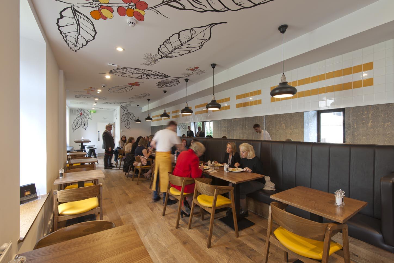 Picture of Café 1505, Edinburgh