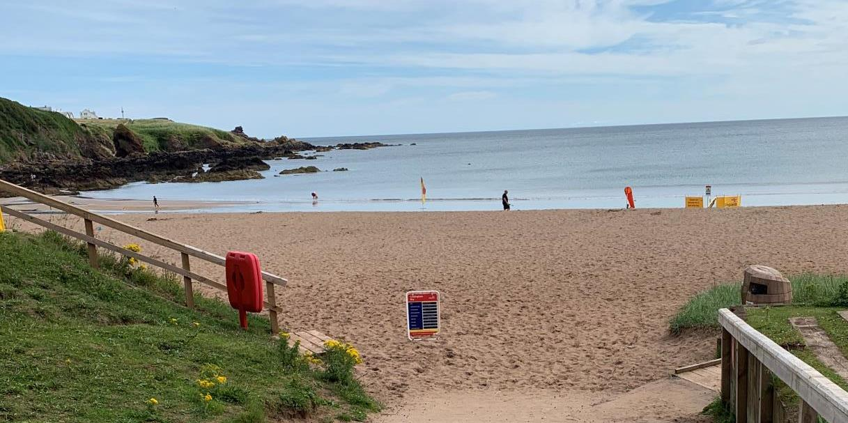 Picture of Coldingham Bay