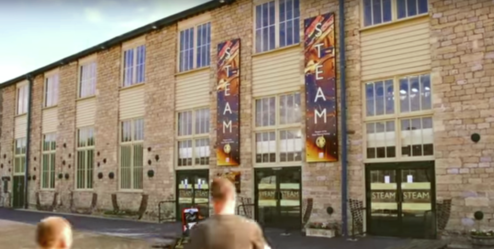 Picture of STEAM Museum - Euan's Guide Banner