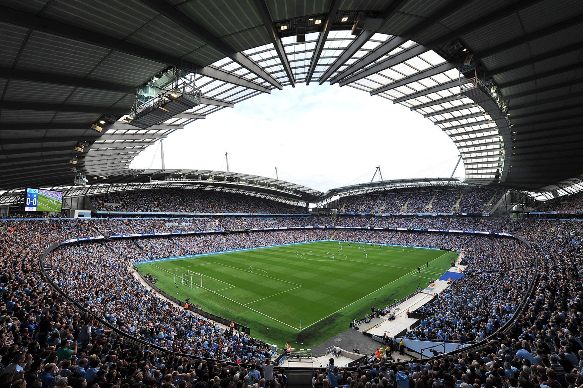 Picture of Etihad Stadium, Manchester