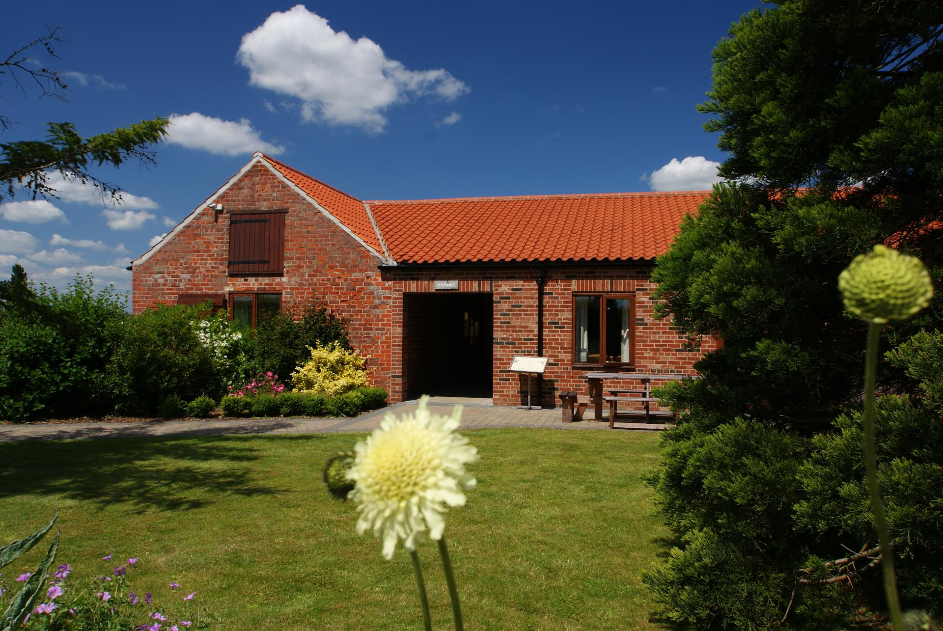 Elms Farm Holiday Cottages. Lincolnshire.
