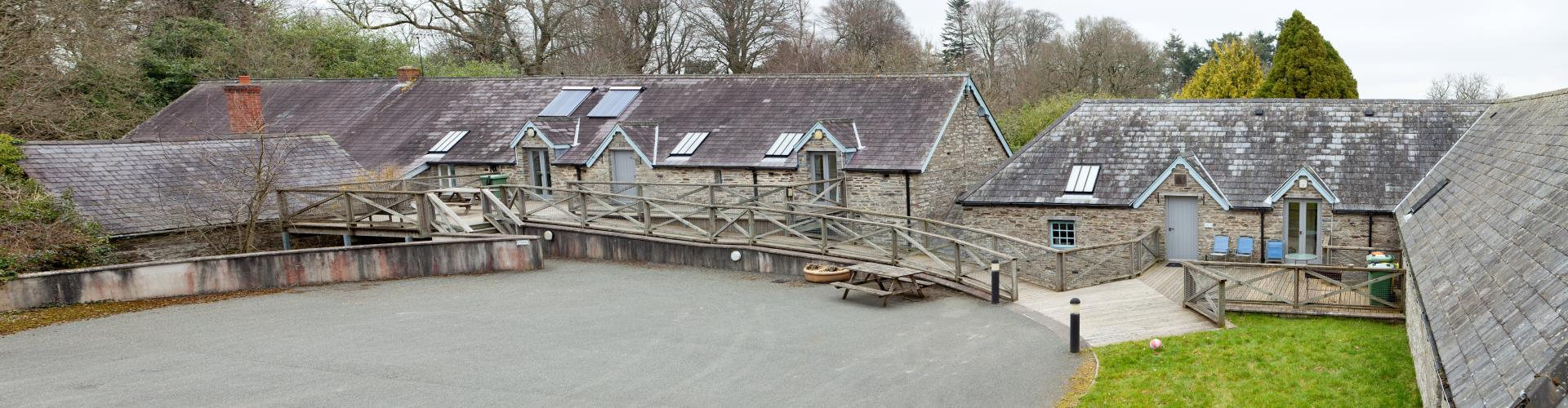 Picture of Clynfyw cottages