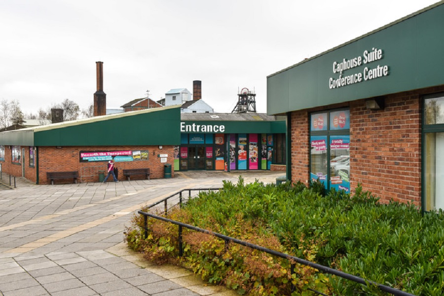 Picture of National Coal Mining Museum for England -  Entrance