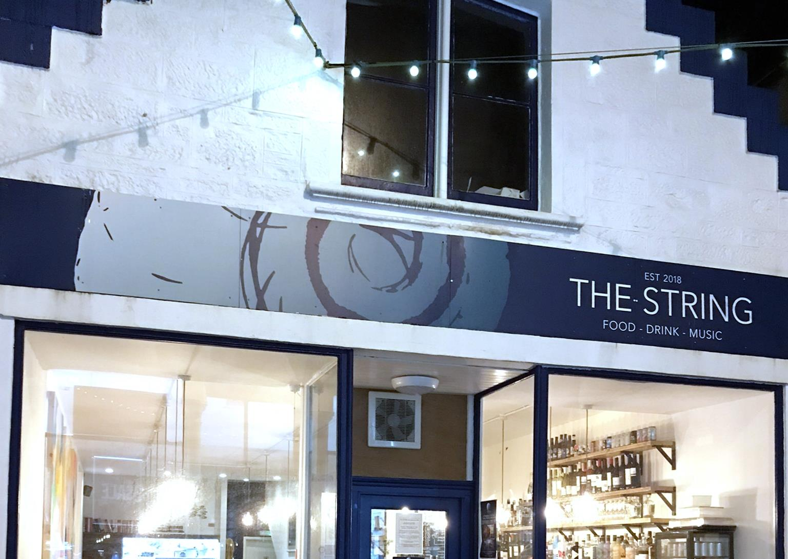 Picture of The String Restaurant, Shetland