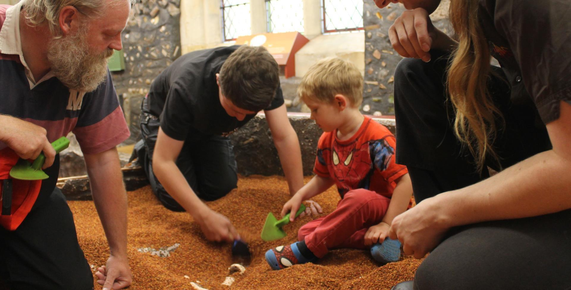 Picture of DIG - More children digging