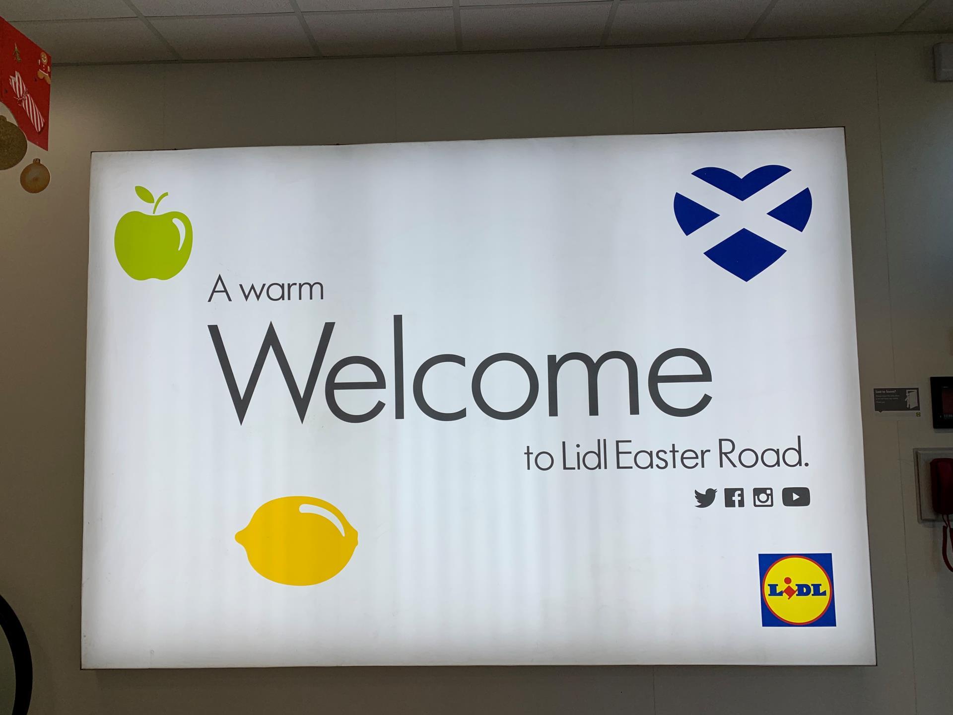 Picture of Lidl, Edinburgh